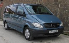 Mercedes-Benz Vito, 2006 г. в городе Туапсинский район