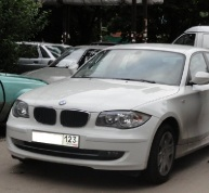 BMW 116, 2011 г. в городе КРАСНОДАР