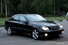 Mercedes-Benz C 230, 2004 г. в городе СОЧИ