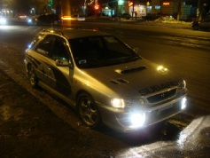 Subaru Impreza WRX, 1997 г. в городе СОЧИ