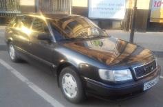 Audi 100, 1993 г. в городе КРАСНОДАР
