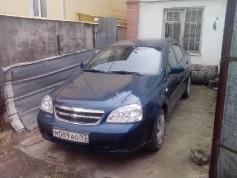 Chevrolet Lacetti, 2006 г. в городе СОЧИ