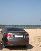 Hyundai Solaris, 2011 г. в городе Темрюкский район