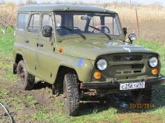 УАЗ 31514, 1983 г. в городе Каневский район