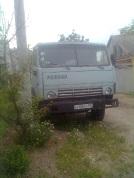 КАМАЗ Седельные тягачи, 1992 г. в городе КРОПОТКИН