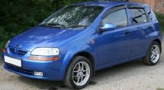 Chevrolet Aveo, 2003 г. в городе КРАСНОДАР