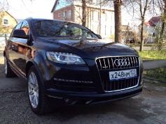 Audi Q7, 2010 г. в городе АРМАВИР