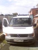 Mercedes-Benz Vito, 1999 г. в городе КРАСНОДАР