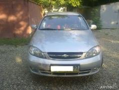 Chevrolet Lacetti, 2008 г. в городе КРАСНОДАР