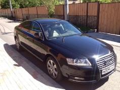 Audi A6, 2008 г. в городе СОЧИ