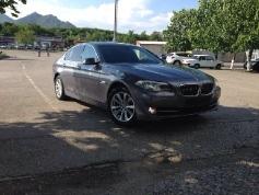 BMW 520, 2013 г. в городе Курганинский район