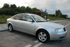 Audi A6, 2003 г. в городе КРАСНОДАР