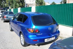 Mazda Mazda 3, 2005 г. в городе КРАСНОДАР