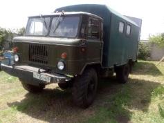 ГАЗ 66, 1984 г. в городе Динской район