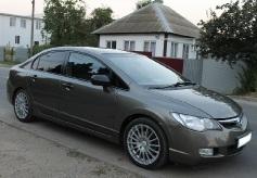 Honda Civic, 2007 г. в городе Белореченский район