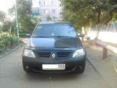 Renault Logan, 2007 г. в городе КРОПОТКИН