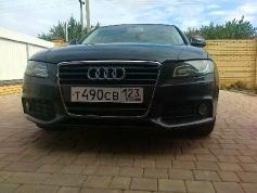 Audi A4, 2008 г. в городе Кущевский район