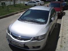 Honda Civic, 2010 г. в городе КРАСНОДАР