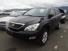 Toyota Harrier, 2009 г. в городе Приморско-Ахтарский район