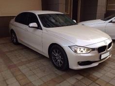 BMW 320, 2014 г. в городе КРАСНОДАР
