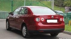 Volkswagen Jetta, 2008 г. в городе КРАСНОДАР