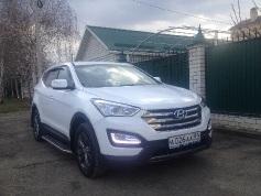 Hyundai Santa FE, 2013 г. в городе КРАСНОДАР