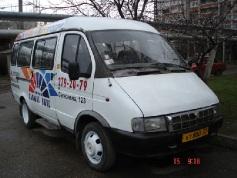 ГАЗ 310221, 2001 г. в городе КРАСНОДАР