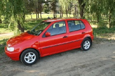 Volkswagen Polo, 1998 г. в городе КРАСНОДАР