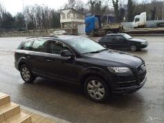 Audi Q7, 2013 г. в городе КРАСНОДАР