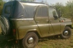 УАЗ 469, 1989 г. в городе КРАСНОДАР