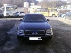 Audi A8, 1999 г. в городе Туапсинский район