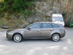 Alfa Romeo 159, 2008 г. в городе КРАСНОДАР