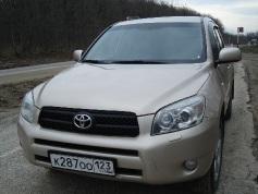 Toyota RAV 4, 2006 г. в городе АНАПА