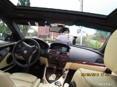 BMW 645, 2005 г. в городе Каневский район