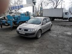 Renault Megane, 2003 г. в городе КРАСНОДАР
