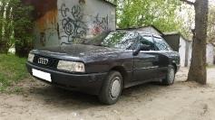 Audi 80, 1991 г. в городе КРАСНОДАР