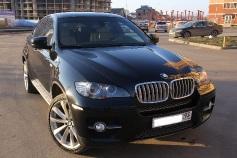 BMW X6, 2010 г. в городе КРАСНОДАР
