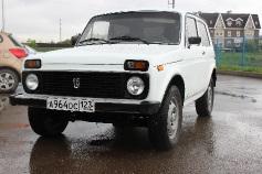 ВАЗ 21213, 1998 г. в городе Динской район