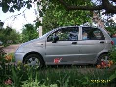 Daewoo Matiz, 2010 г. в городе Усть-Лабинский район