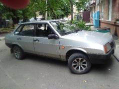 ВАЗ 21093i, 2002 г. в городе КРАСНОДАР
