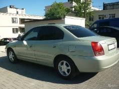 Hyundai Avante, 2003 г. в городе НОВОРОССИЙСК