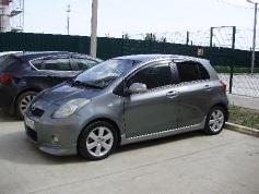Toyota Vitz, 2005 г. в городе КРАСНОДАР