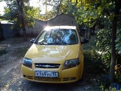 Chevrolet Aveo, 2006 г. в городе КРАСНОДАР