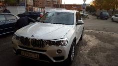 BMW X3, 2014 г. в городе КРАСНОДАР