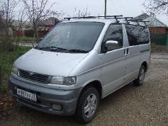 Mazda Bongo, 1997 г. в городе КРАСНОДАР