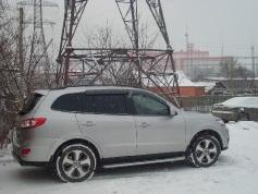 Hyundai Santa FE, 2011 г. в городе КРАСНОДАР