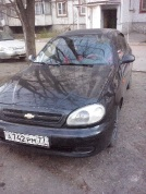 Chevrolet Lanos, 2007 г. в городе КРАСНОДАР