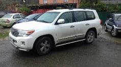 Toyota Land Cruiser 200, 2012 г. в городе СОЧИ