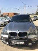 BMW X5, 2007 г. в городе КРАСНОДАР