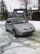 Toyota Prius, 2001 г. в городе КРАСНОДАР